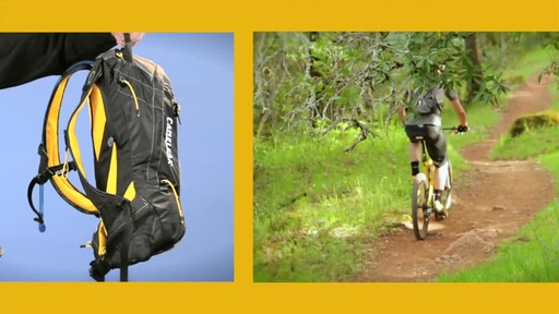 CAMELBAK Octane 18X Hydration Pack - image 10 from the video