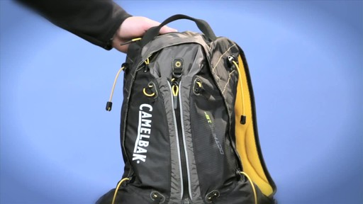 CAMELBAK Octane 18X Hydration Pack - image 3 from the video