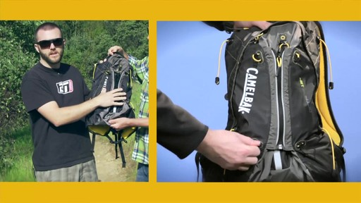 CAMELBAK Octane 18X Hydration Pack - image 5 from the video