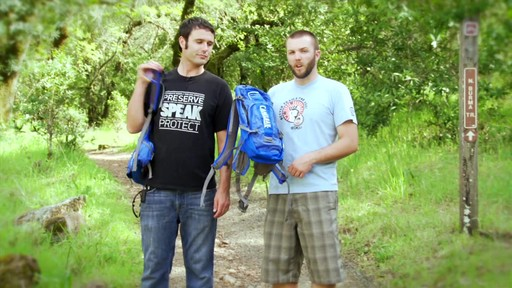 CAMELBAK Charge and Charge LR Hydration Packs - image 1 from the video