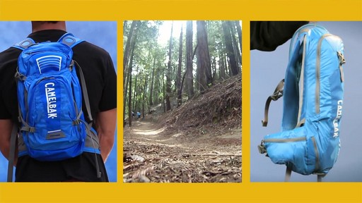CAMELBAK Charge and Charge LR Hydration Packs - image 10 from the video