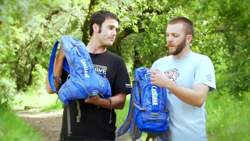 CAMELBAK Charge and Charge LR Hydration Packs - image 2 from the video