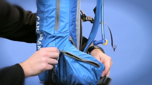 CAMELBAK Charge and Charge LR Hydration Packs - image 6 from the video