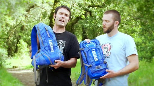 CAMELBAK Charge and Charge LR Hydration Packs - image 9 from the video