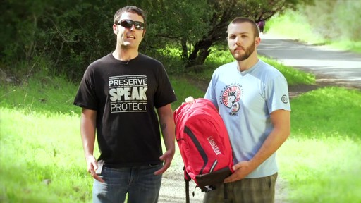 CAMELBAK Blowfish Hydration Pack - image 1 from the video