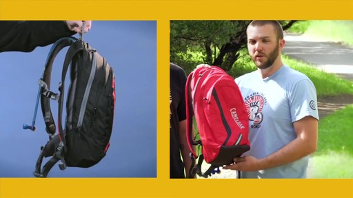 CAMELBAK Blowfish Hydration Pack - image 2 from the video