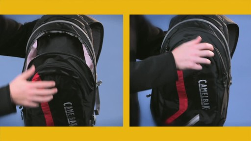 CAMELBAK Blowfish Hydration Pack - image 6 from the video