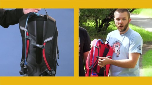 CAMELBAK Blowfish Hydration Pack - image 7 from the video