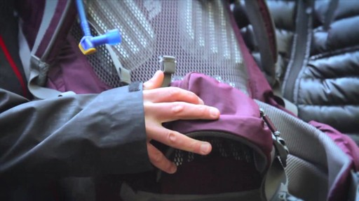 CAMELBAK Women's Vista Hydration Pack - image 4 from the video