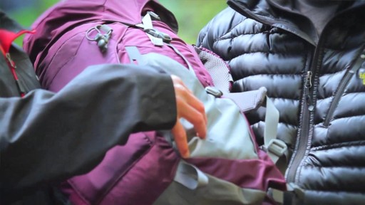 CAMELBAK Women's Vista Hydration Pack - image 6 from the video