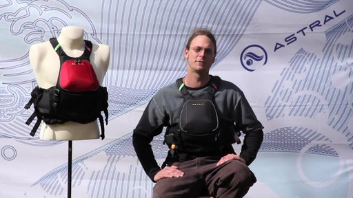 ASTRAL BUOYANCY Seawolf Life Vest - image 1 from the video