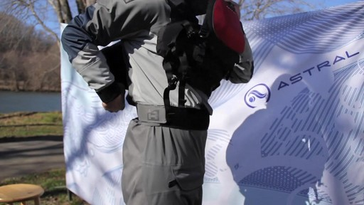 ASTRAL BUOYANCY Seawolf Life Vest - image 5 from the video