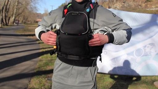ASTRAL BUOYANCY Seawolf Life Vest - image 9 from the video