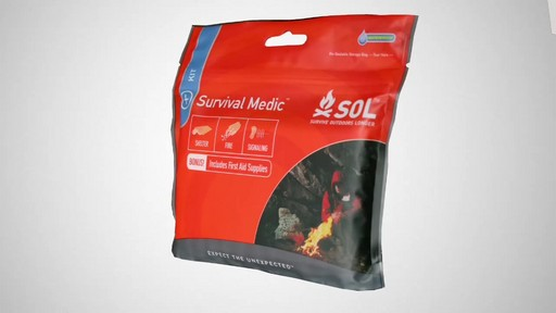 AMK SOL Survival Medic Kit - image 1 from the video