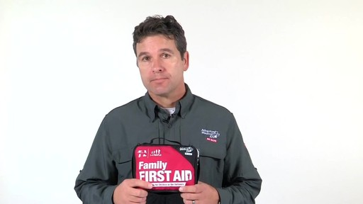 AMK Adventure Family First-Aid Kit - image 10 from the video