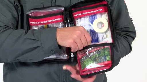 AMK Adventure Family First-Aid Kit - image 5 from the video