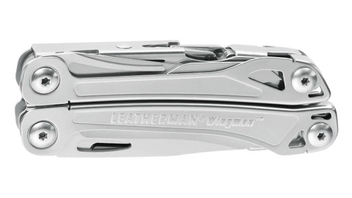 LEATHERMAN Wingman Multitool - image 2 from the video