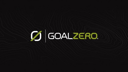 GOAL ZERO Nomad 7 Solar Panel - image 10 from the video