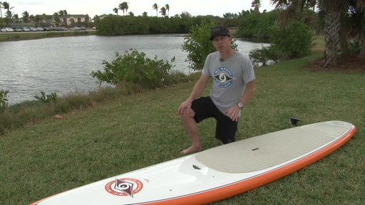 BIC Ocean 12' Stand Up Paddleboard - image 2 from the video