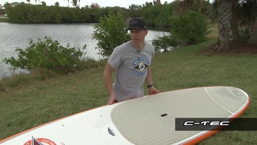 BIC Ocean 12' Stand Up Paddleboard - image 4 from the video