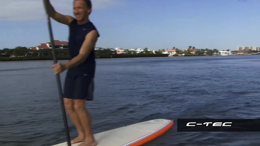 BIC Ocean 12' Stand Up Paddleboard - image 5 from the video