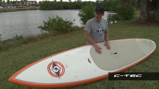 BIC Ocean 12' Stand Up Paddleboard - image 8 from the video