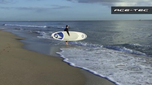 BIC ACE-TEC Stand Up Paddleboards - image 1 from the video