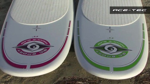 BIC ACE-TEC Stand Up Paddleboards - image 4 from the video