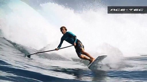 BIC ACE-TEC Stand Up Paddleboards - image 5 from the video