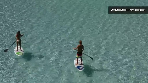BIC ACE-TEC Stand Up Paddleboards - image 6 from the video