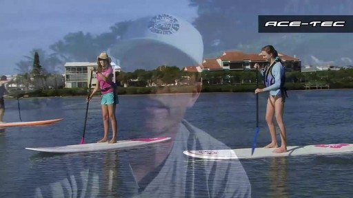 BIC ACE-TEC Stand Up Paddleboards - image 8 from the video