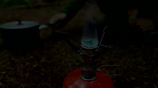 MSR MicroRocket Stove - image 9 from the video