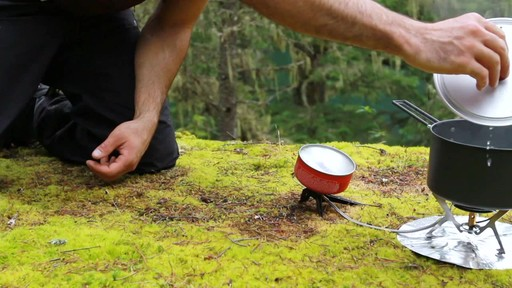 MSR WindPro II Stove - image 6 from the video