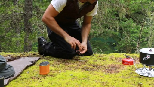 MSR WindPro II Stove - image 7 from the video