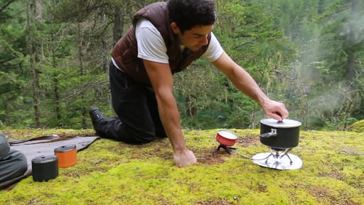 MSR WindPro II Stove - image 9 from the video