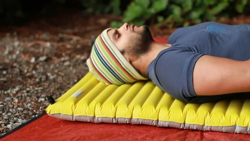 THERM-A-REST NeoAir Sleeping Pads - image 5 from the video