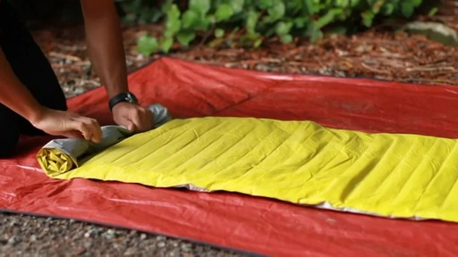 THERM-A-REST NeoAir Sleeping Pads - image 8 from the video
