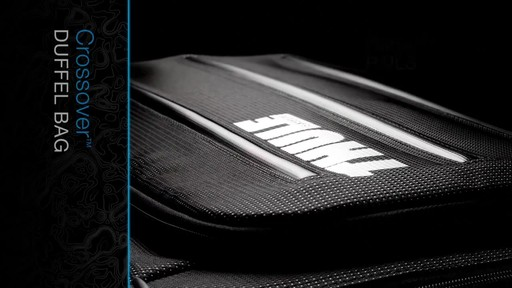 THULE Crossover 70 L Duffel Bag - image 4 from the video