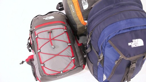 THE NORTH FACE Men's Daypacks - image 2 from the video