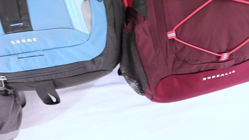 THE NORTH FACE Women's Daypacks - image 3 from the video
