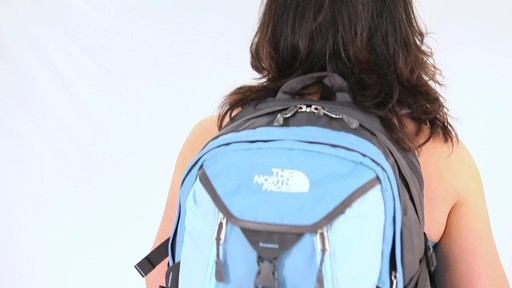 THE NORTH FACE Women's Daypacks - image 4 from the video