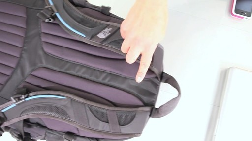 THE NORTH FACE Women's Daypacks - image 5 from the video