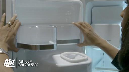 Refrigerators Parts: French Door Bottom Freezer Refrigerator