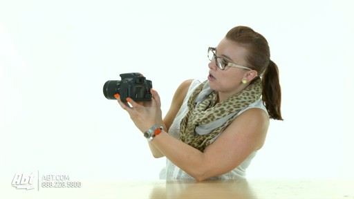 Canon EOS Rebel T5i DSLR : Canon at Abt Electronics - image 5 from the video