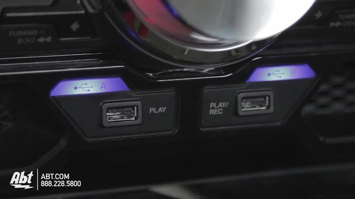Review of the Sony Black 2000 Watt DJ Shake Sound System - LBT-SH2000 - image 4 from the video