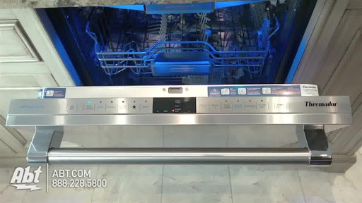 Thermador Star Sapphire Series Dishwasher Dwhd651 Overview