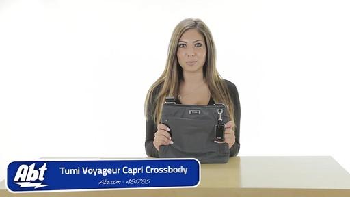 Tumi Crossbody Bag Capri 70