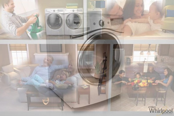 Whirlpool - Quiet Spin 360 Technology - image 10 from the video