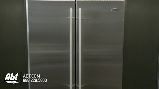 Built in Refrigerator 36 Inches ge Monogram 36 Inch Built in