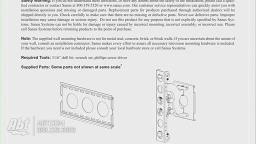 TV Wall Mounts Buying Guide - image 9 from the video